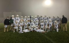The JV football team finishes a remarkable season with an impressive 5-1 record