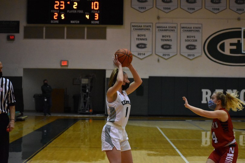 Girls varsity basketball opens season with dominant 65-34 win over Northview