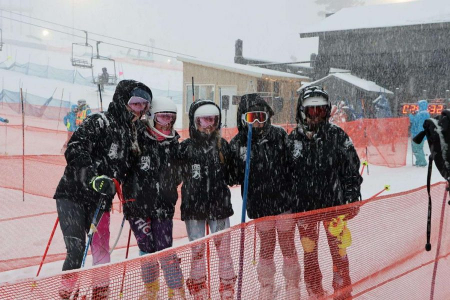 Ranger ski team competes well at Regionals as Abby McAlindon qualifies for states