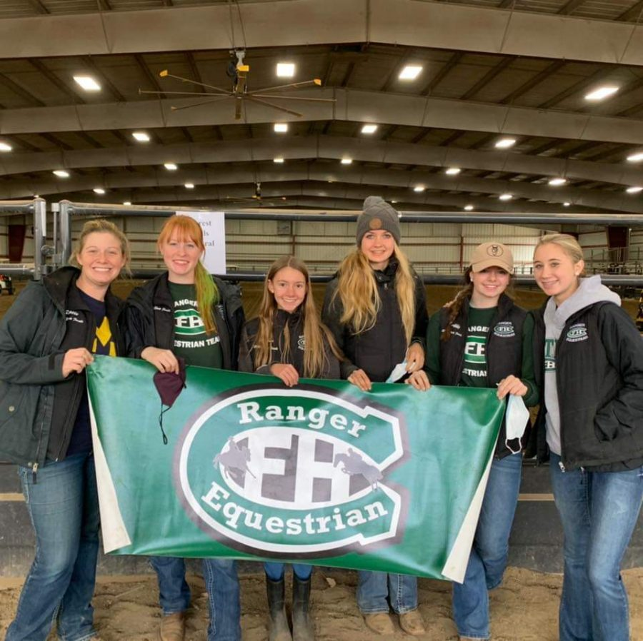 2020: Another triumphant year for the FHC equestrian team