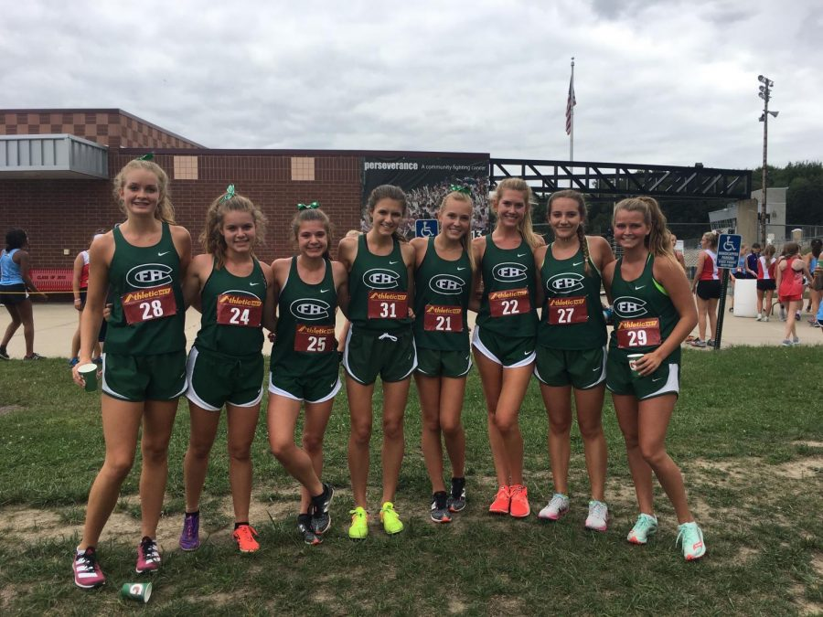 Cross+country+teams+place+fourth+and+second+at+the+Cougar+Falcon+Invite