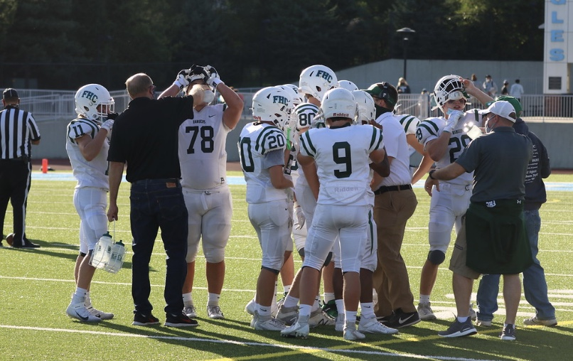 JV Football dominates Forest Hills Northern 27-0 to win its second consecutive game