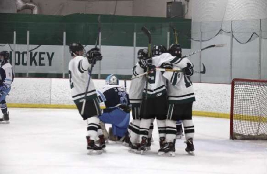 Hockey downs East 4-1 ending 3 game skid