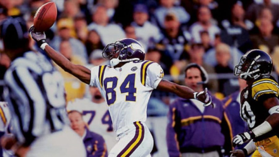Randy Moss: the greatest wide reciever to ever play in the NFL?