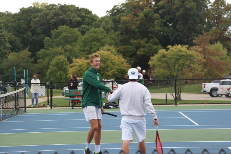 Varsity tennis comes to an end after an impressive season