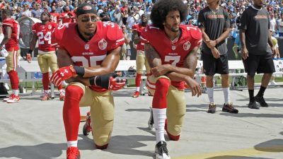 How the NFL became a leading advocate for social justice