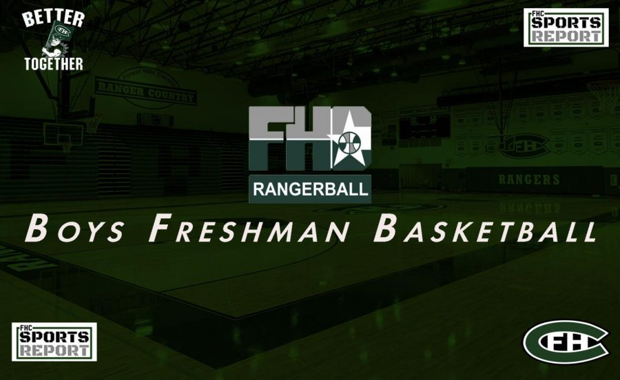 Boys freshman basketball team ravages rival Forest Hills Northern