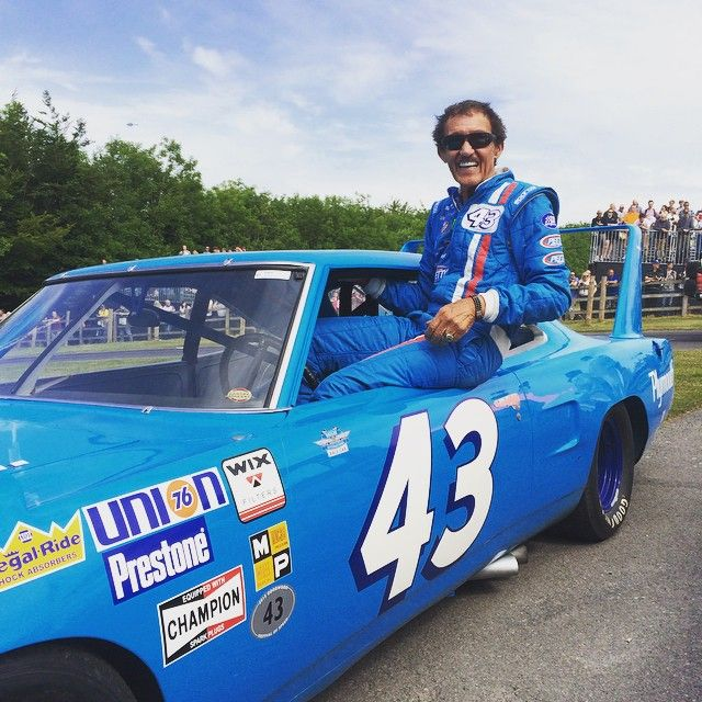 Richard Petty: The greatest racecar driver of all time?