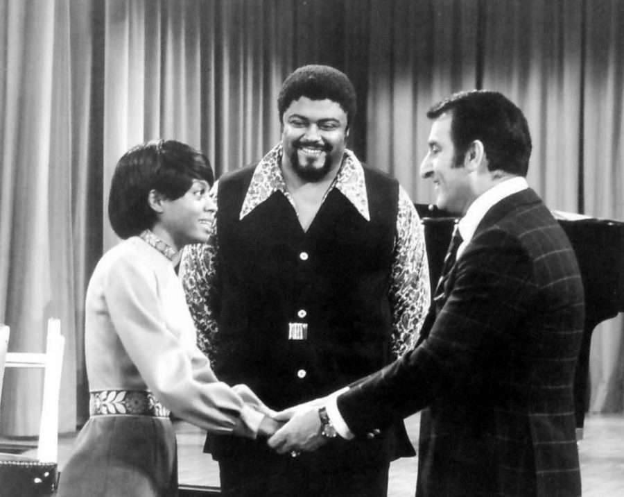 An unknown hero: Rosey Grier