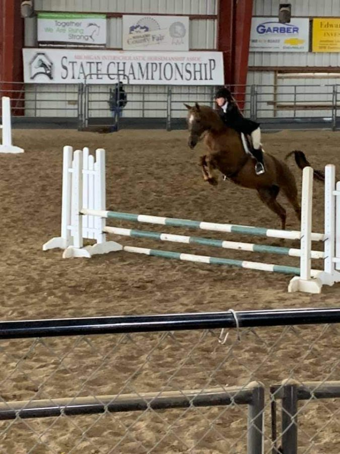 The FHC Equestrian team is heading to States