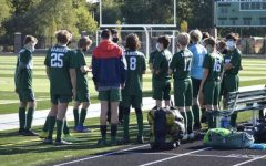 Boys JV soccer concludes a challenging season and ends 4-7-1