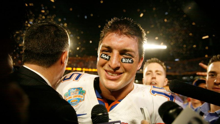 John 3:16: What happened to Tim Tebow?