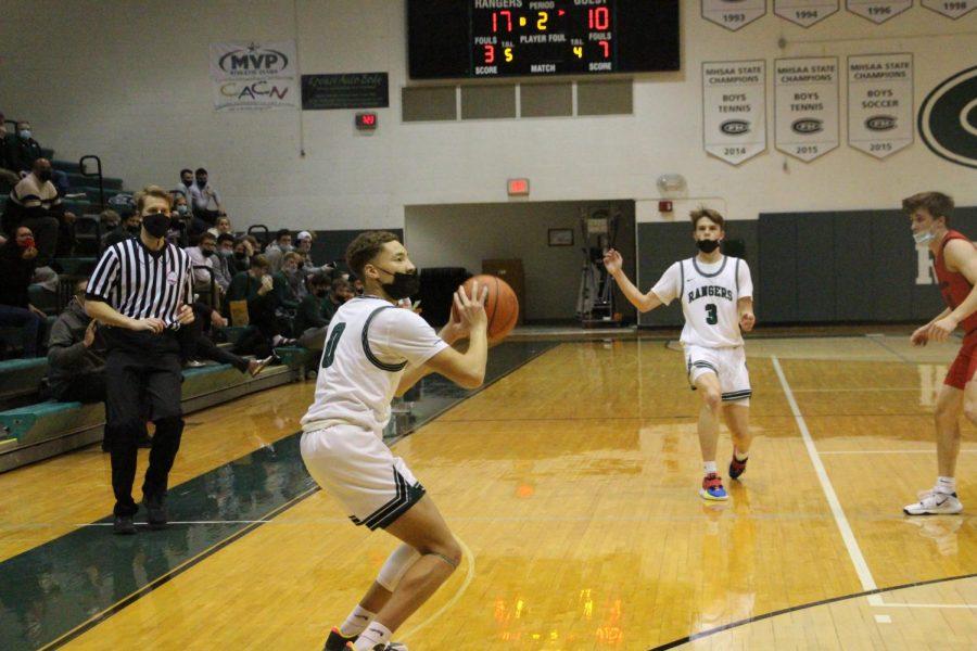 Boys varsity basketball vs. Northview: Photo Gallery
