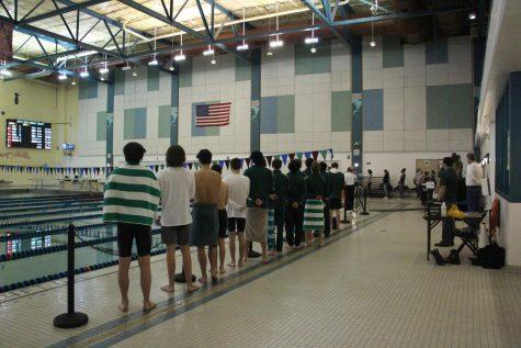 Boys varsity swim and dive vs. Northview: Photo Gallery