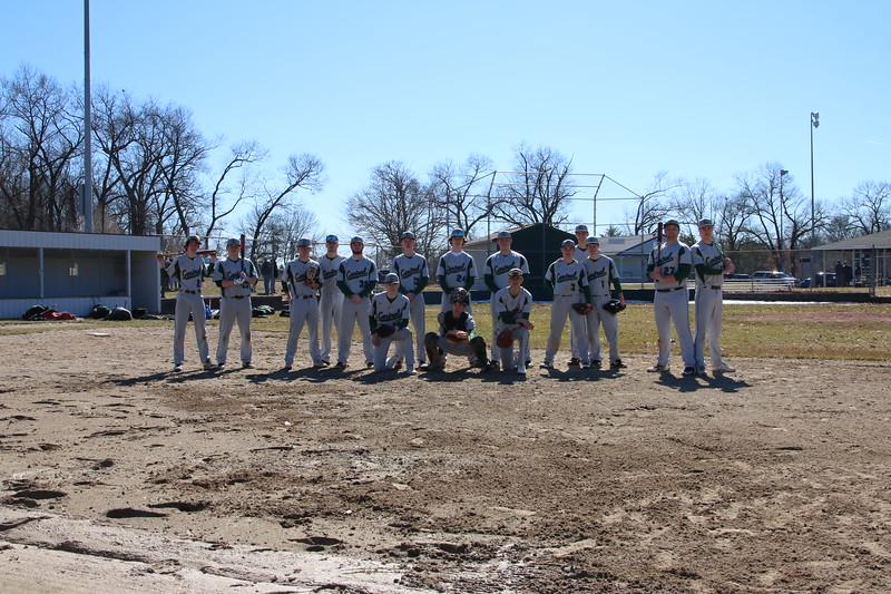 Varsity baseball looks forward to comeback season