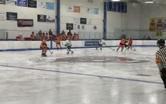 Tempers flare as hockey falls to Rockford 8-4
