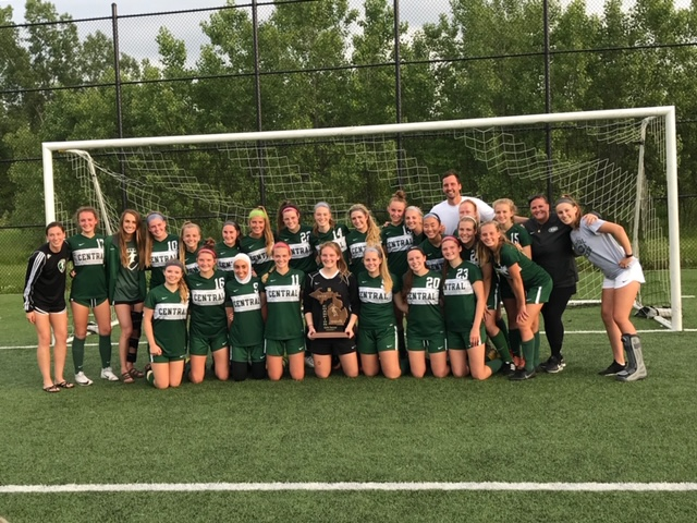Girls+varsity+soccer+starts+off+with+a+2-0+win+against+East+Kentwood