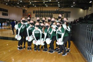 FHC varsity dance team has a solid performance at its sole competition for the year
