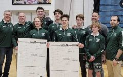 Boys wrestling advances several wrestlers to Regionals