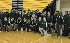 Boys varsity wrestling has tremendous weekend, finishing 3-0