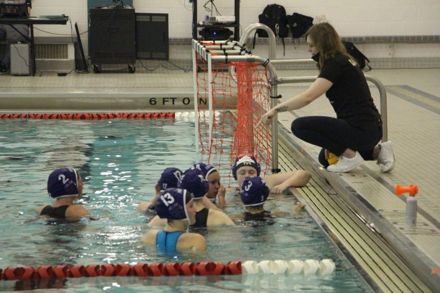 JV water polo continues winning streak with an 11-5 victory over Zeeland