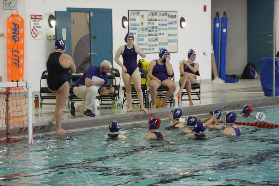 Grandville tops varsity water polo in quick fashion 15-2