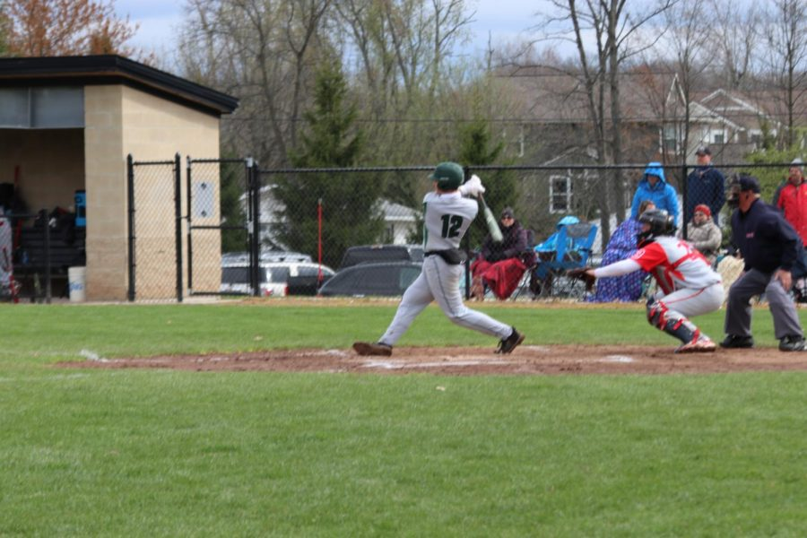 JV baseball picks up another win by defeating Lowell 8-2