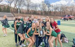 Girls track and field becomes queen of the hills while the boys take second place at the Battle of the Hills