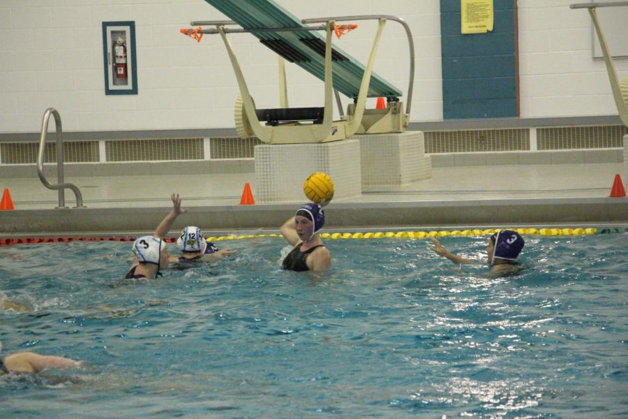JV water polo comes back to beat Grand Haven 8-3 after Jenison loss