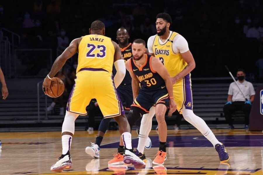 How the Lakers-Warriors matchup in the NBA play-in tournament showcased a mix of incredible storylines and historic talent