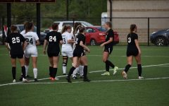 Girls varsity soccer vs. Byron Center: Photo Gallery