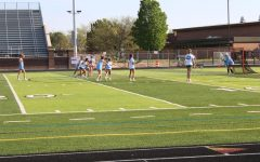 Girls varsity lacrosse takes second loss to East Grand Rapids 16-11