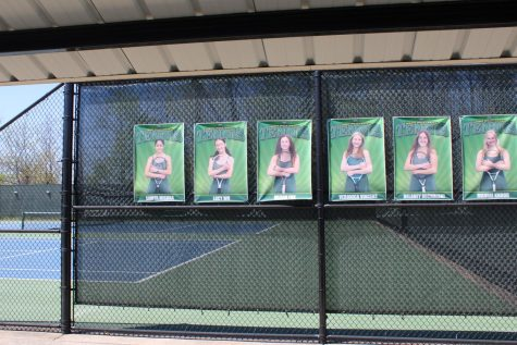 Girls varsity tennis wraps up its season after a year of highs and lows
