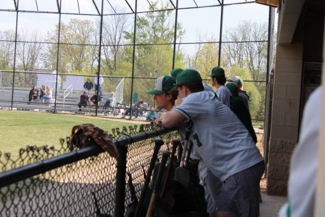 Varsity baseball continues to struggle and falls short 4-0 against Forest Hills Northern