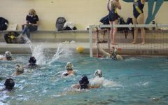 Varsity water polo crushes West Ottawa 20-5