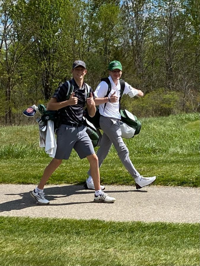Joe Murdock shoots a 37 and finishes in fifth place at the last OK White Jamboree of the season