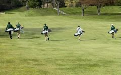 Boys varsity golf comes so close to punching a ticket to states but falls short on last hole