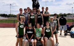 Girls track and field finishes in sixth place at the MHSAA LP Regionals and boys finish in 12th