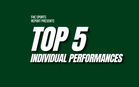 Top 5 Individual Performances