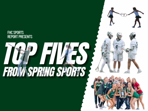 FHC Sports Report Presents: Top Fives From Spring Sports
