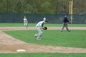 JV baseball cruises past East Grand Rapids in a lopsided doubleheader