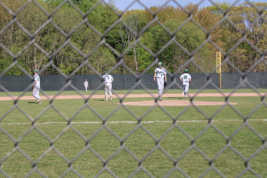 Varsity baseball continues to struggle over the weekend at the EGR Gerken Tournament