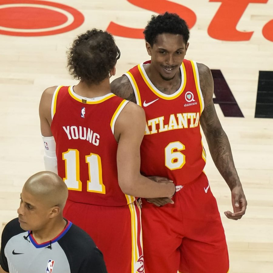 Lou Williams: one of the most underpaid players in recent history