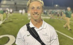 Athletic trainer CJ Strawser is motivated to expand his FHC footprint by his experience as a Ranger and devotion to athletics