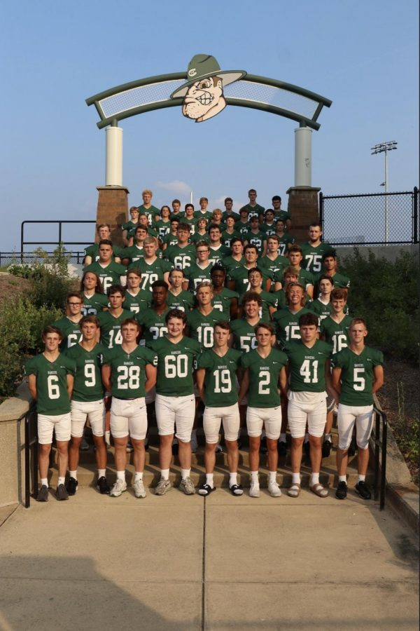 The varsity football team enters the 2021 season motivated by last seasons district semifinal controversy