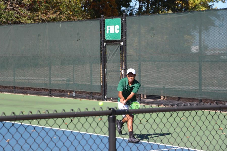 A+sweep+in+doubles+secures+a+5-3+win+for+boys+varsity+tennis+against+Byron+Center