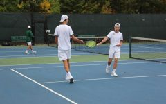 Boys varsity tennis bounces back from two tough losses to win the Grosse Pointe North Invite