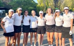 Girls varsity golf places seventh at Reeths-Puffer invitational