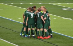A stellar first half isnt enough for the boys varsity soccer team in a 5-1 loss to Northview