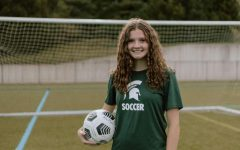 Senior Allie Mairn is Spartan ready as she looks to continue her soccer career at MSU